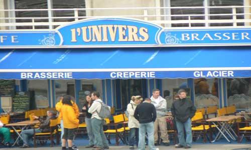 Boulogne sur mer cafe bar