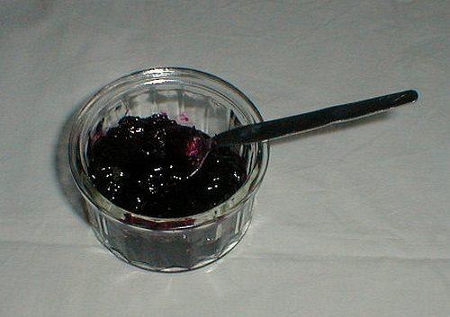 blackberry jam picture