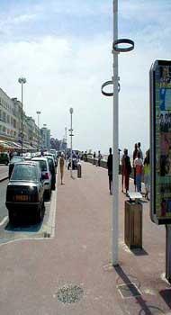 Berck-sur-mer promenade picture