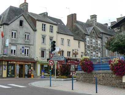 Brehal Manche Normandy