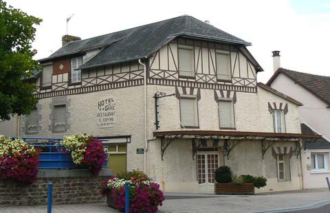 Brehal hotel Manche Normandy