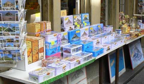 Saint Michel Breton biscuits  Normandy