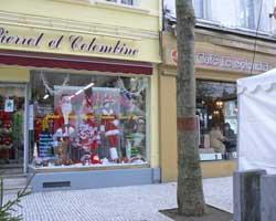 Calais xmas market picture