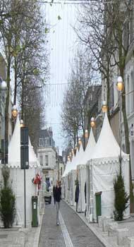 France Hesdin market