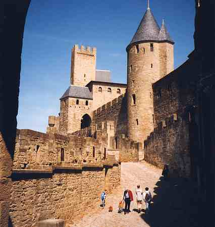 Carcassonne france picture 1