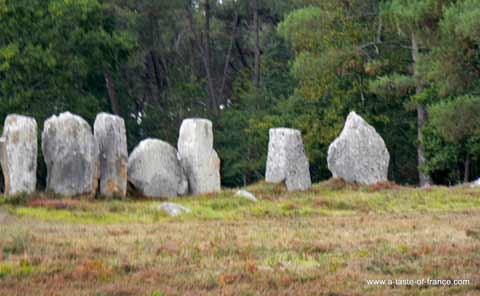 Carnac Stones France