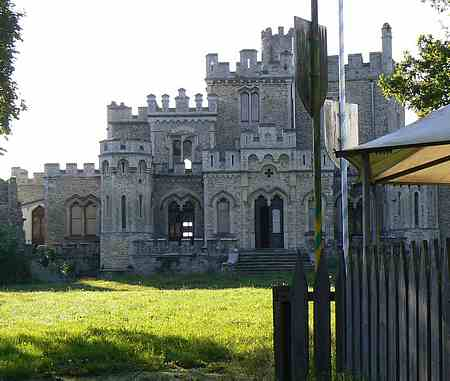 castle Hardelot france picture