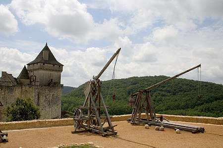 Chateau de Castelnaud picture 2