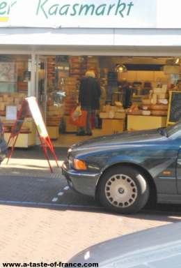 Cheese shop Wassenaar