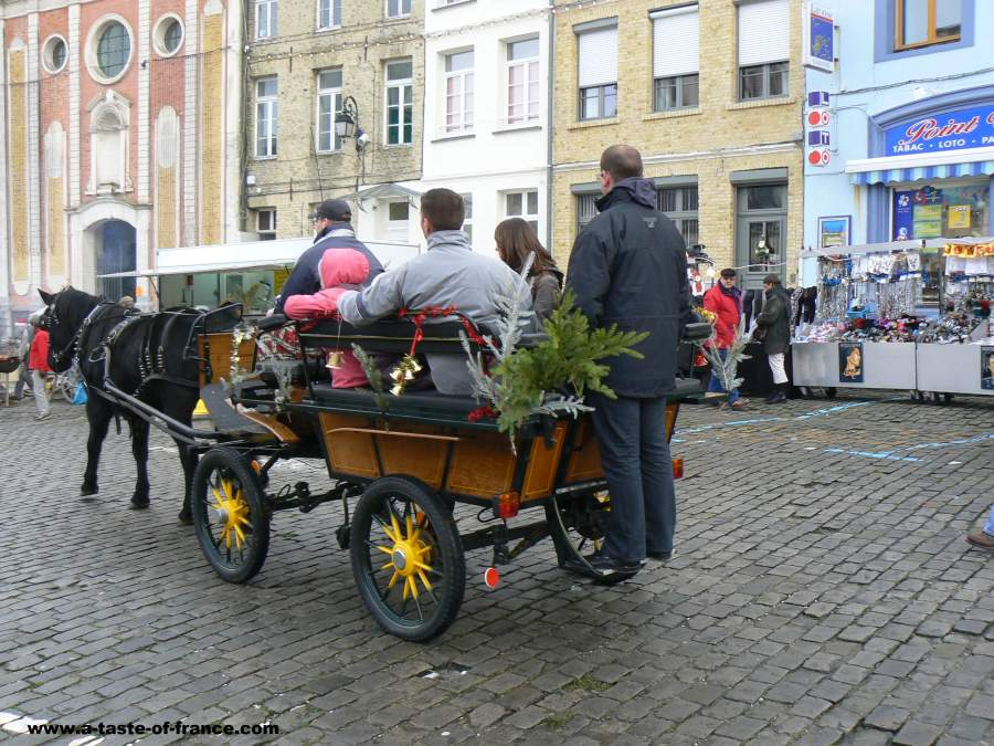 Christmas Market  France