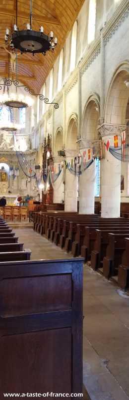 Church Yport Normandy