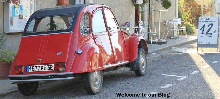 France citreon 2cv
