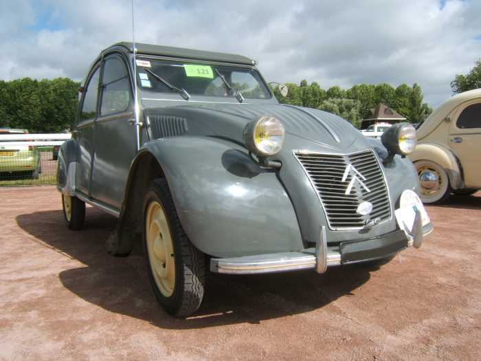 Citreon 2CV 1956