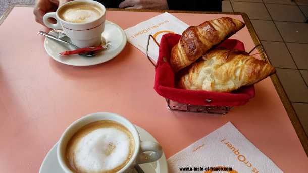 Coffee for 2 at Fecamp  Normandy