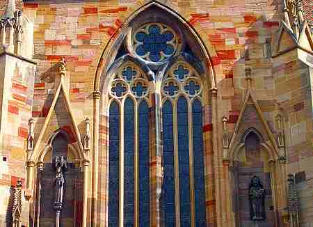 colmar church picture