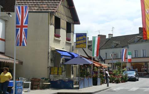 Courseulles sur Mer Calvados  Normandy