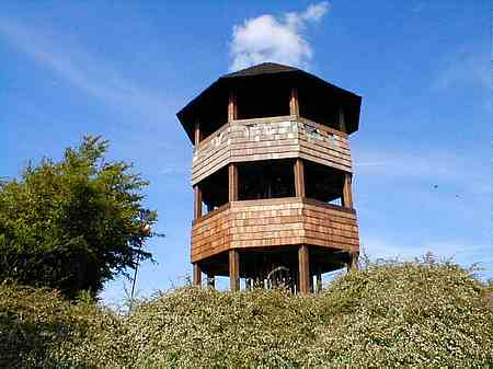 Crecy watchtower picture
