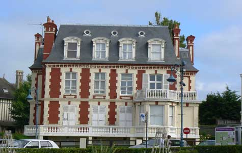 Deauville house Calvados  Normandy