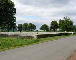 Delville wood cemetery 2 picture