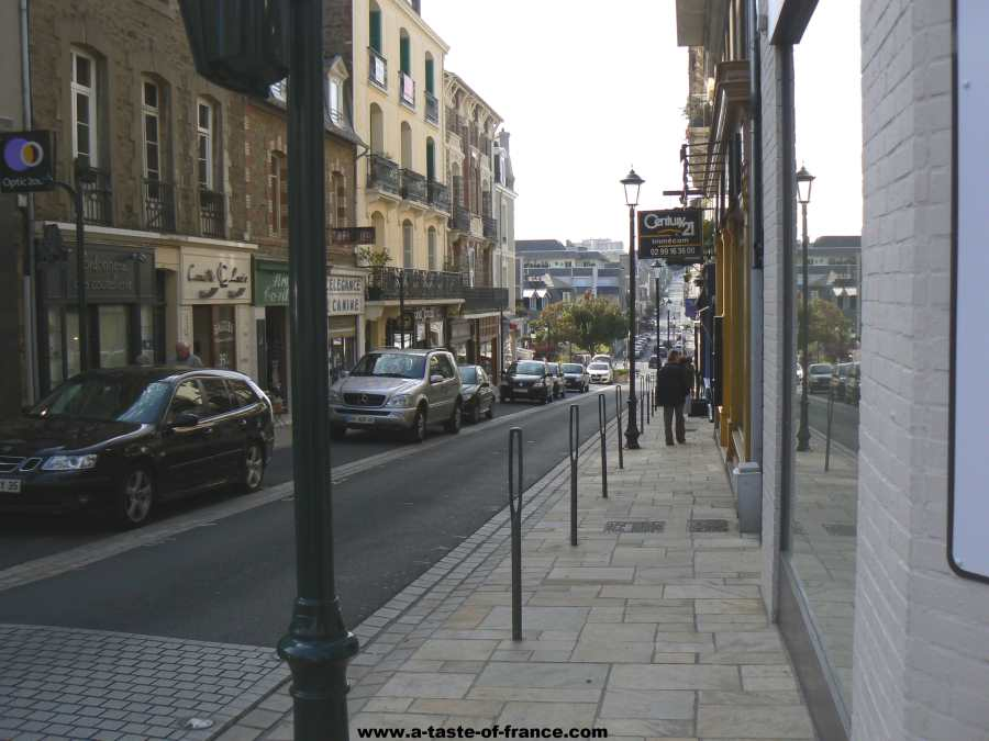 Dinard Brittany picture