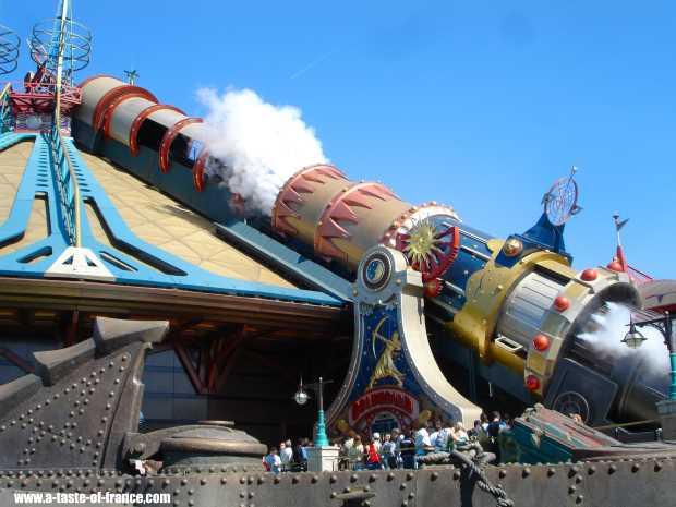 Disneyland paris tickets for Amusement parks in paris