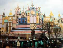 disneyland paris entrance picture
