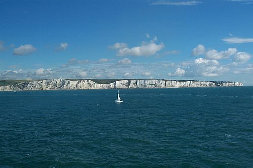 Dover white cliffs picture