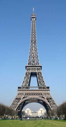 Eiffel Tower Paris picture