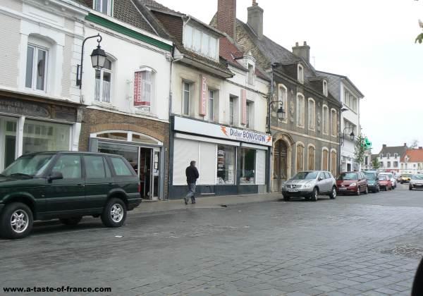 Etaples France picture