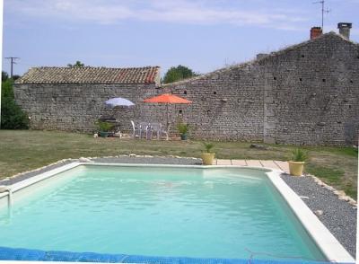 Large Inground Pool