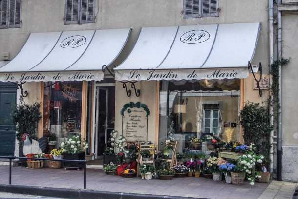 France flower shop  photo of the day France picture
