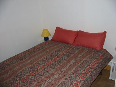 First-floor bedroom