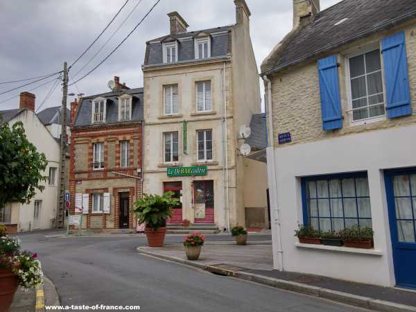 Grandcamp Maisy Normandy France