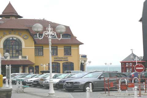 Granville casino manche Normandy