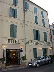 hotel Acanthe-du-temple-nimes
