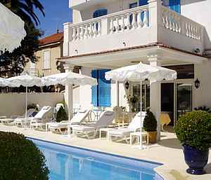 Antibes hotel picture