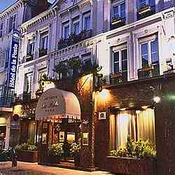 hotel poste Troyes picture