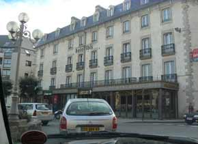 Ibis Hotel Dinan
