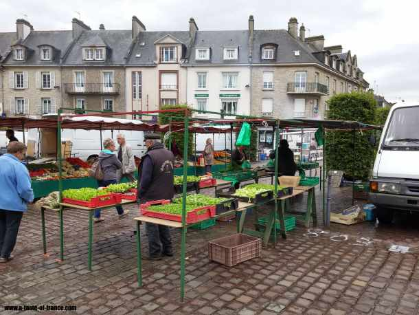 Isigny sur Mer Normandy