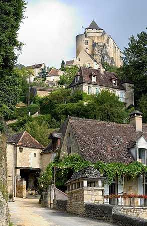 Château de Castelnaud picture
