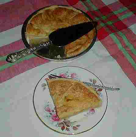 apple tart picture