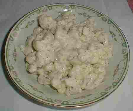 cauliflower salad recipe picture