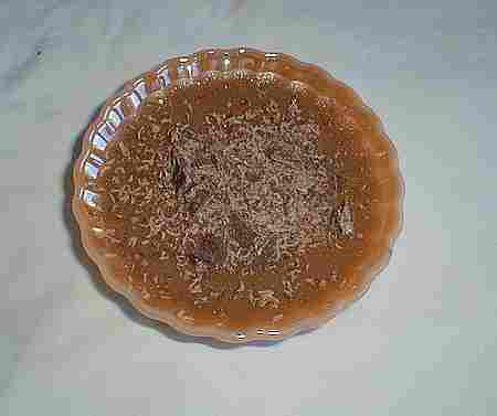 chocolate mousse  picture