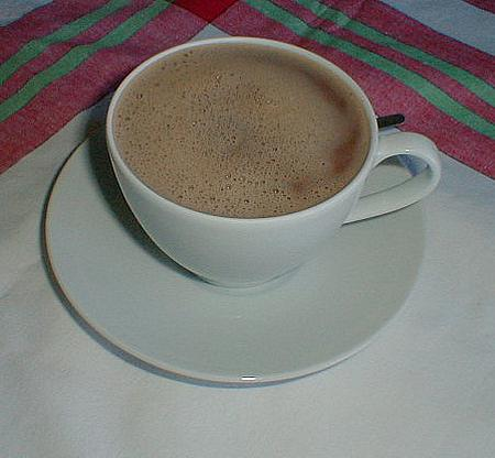 hot chocolate picture