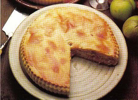 pork with apples recipe