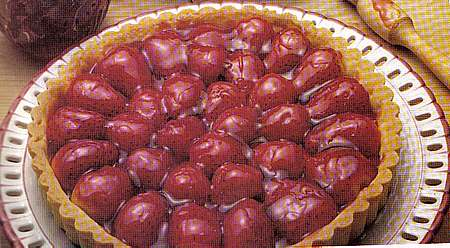 picture of strawberry tart recipe