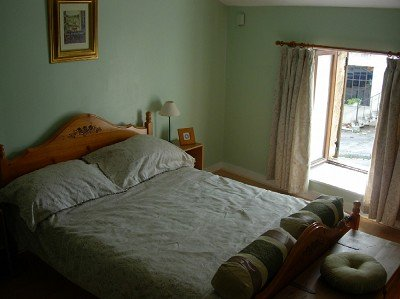 Main bedroom and a restful bed