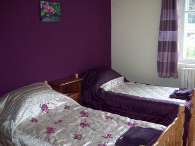 B & B Twin bedroom
