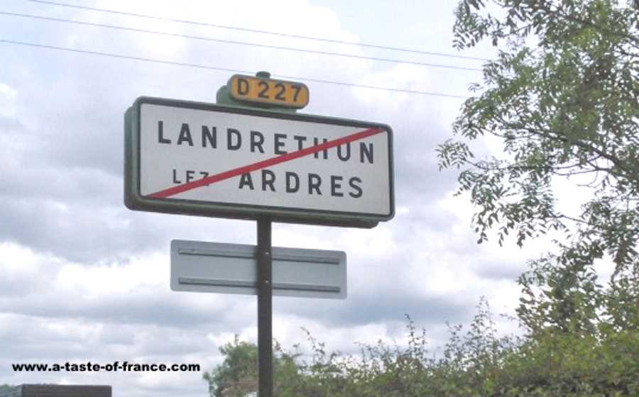 Landrethun les Ardres France