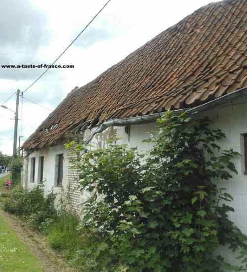 Landrethun les Ardres Northern France